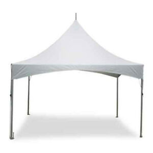 High Peak Tent White