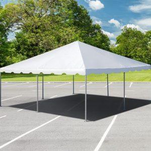 20x20 white tent