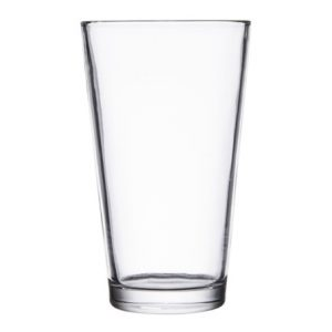 Pint Glass Clear