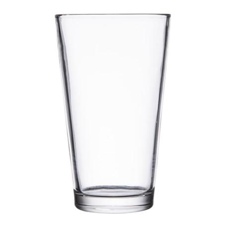 Pint Glass Clear