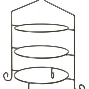 3-tier plate stand